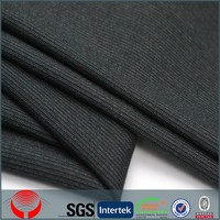 2016 shaoxing fabric for man suit 65% polyester 35% viscose fabric