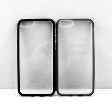 2015 newest PC Slim back 4.7'' clear mobile phone cover case
