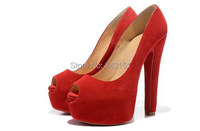 Туфли на высоком каблуке 160 DAFFODILE Toe