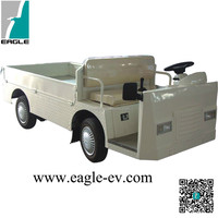 CE approved Electric industrial truck,garbage truck,800kgs loading capacity electric truck