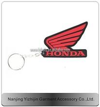 factory direct oeko-tex 100 custom pvc keychain