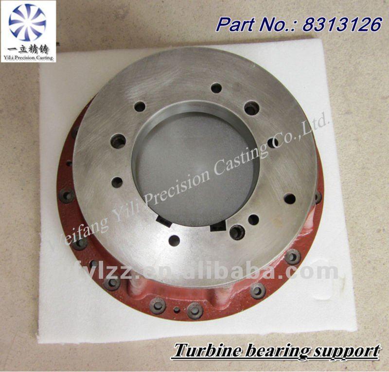Turbina do rolamento suporte utilizado para locomotiva diesel peças de motor
