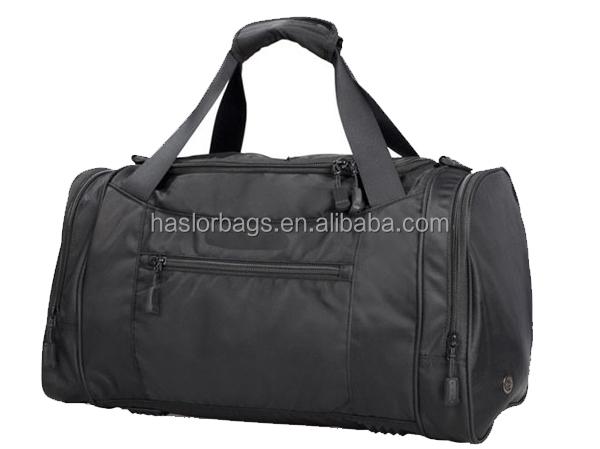 Hotselling haute qualité Logo personnalisé conception Simple voyage Duffle Bag