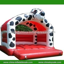 China inflatable product /inflatable animals bouncer/spotty dog bouncer