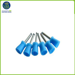 Silicone eco-friendly Disposable Prophy Cup for Low Speed Handpiece