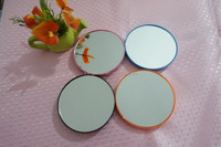 10 X cosmetic Mirror, Magnification Mirror with 2 Suction Cup, Best for Eyebrow and Travel Drop