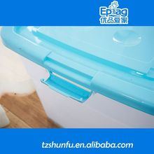plastic food box clear plastic container with lid
