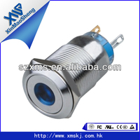 switch on a motorcycle button led switch car flashlight