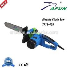 Elétrica poderosa ferramentas de jardim e cadeia de serra elétrica equipamentos