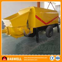 Good quality zoomlion super quality remote control concrete pump price
