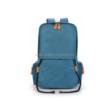 online wholesale canvas backpack, economic school bags, 2015 2016 fashion backpack