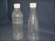 300ML plastic juice bottle