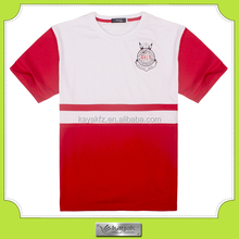 create your own color combinations t shirt private label t-shirt manufacturer