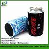 Full color Printing Custom personalized Neoprene Stubby Bottle Holder