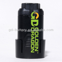 Li-ion Rechargeable battery pack for Rigid 12V tools Jobmax, 1.5Ah/2.0Ah available