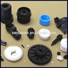 China Manufacturer Custom High Precision Injection Double Spur Gear