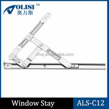 round groove friction stay, brass window hinges for casement window