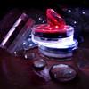 2.8 Inch Color Changing LED Christmas Decoration Submersible LED Vase Light