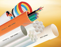 2015 hot sell Lesso (Liansu) brand Underground PVC electrical and communitcation duct