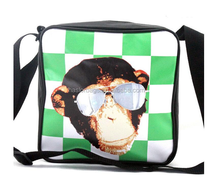 Les adolescents sac à bandoulière / PU sacs à bandoulière de l'école pour garçon