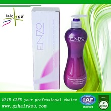 ENZO Hot selling Item 500ml hair care product,best protein hair shampoo