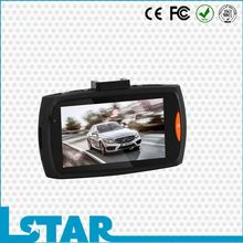 G30 Novatek NT96650 H.264 MOV taxi security camera system with wide viewing angle