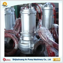 submersible waste dirty water pumps price