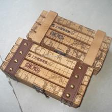 The new hot corrosion wood glasses cartridge box