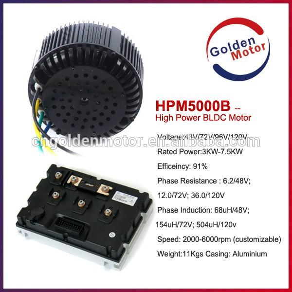 48v 72v 5kw Brushless Dc Motor Buy Brushless Dc Motor Dc Motor 5kw Brushless Dc Motor 48v