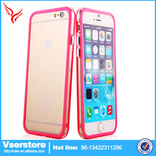 2015 new product Tpu Pc Bumper Protector Case For Iphone 6 s china supplier
