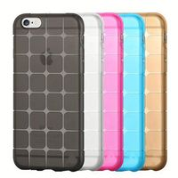 China Products Rock Magic Cube Protective TPU Case for Moto G 3rd Gen Cover
