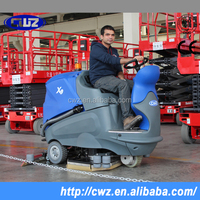 Battery power floor sweeper CWZ X9-1050