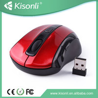 Wholesale computer accessories 2.4g wireless optical mouse driver