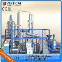 Transformer Oil Filtration Plant Waste Oil Purification Systems Car Engine Oil Purifier