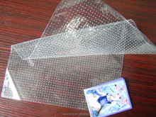 wholesale clear micro perforated bread bag for packaging