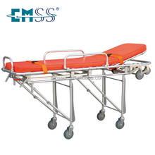 Hospital equipment emergency bed
