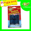 50G 4Pack High Quality Blue Bubble Solid Toilet Cleaner Block/Deodorant