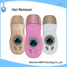 Good quality home hair removal with LCD