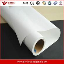 vinyl car wrap /white vinyl car wrap for prting materials