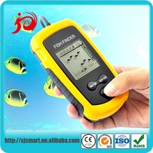 Hot sale! High Quality Within 100 Meters Portable Fish Finder With LCD Display