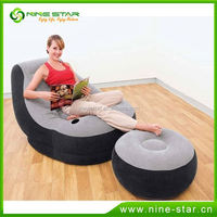 FACTORY DIRECTLY!! Top Quality air sofa chair inflatable sofa chair wholesale