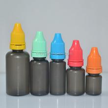 30 ml pequeña licor botella / botella de pe inviolable capitular / plastic bottle squeeze