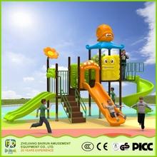 Serie Paradise niños juegos los niños de entretenimiento parque de atracciones 2015 diferentes usos plataforma para diapositiva del patio