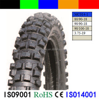 Cross-country motorcycle tyre motorcycle tyre 90/90-18 Made in China