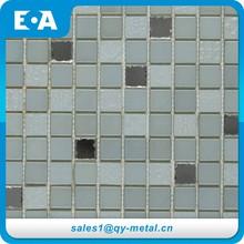 Home produtos para o Interior bares tijolo mosaico vidro reciclado