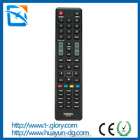 OEM ir remote control for tv use for tokyosat