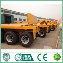 Top Ranking 2-3Axles 20-40ft Trailers /Container Semi Trucks Skeleton Trailers Chassis for Exporting