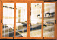 American Style Casement aluminum folding door
