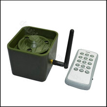 Built-in 50W Speaker with 300-500m remote control waterproof bird hunting equipment, bird hunting caller , quail sounds
