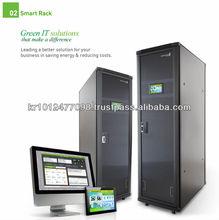 Smart Rack - self cooling & heating server enclosure & 19inch Rack